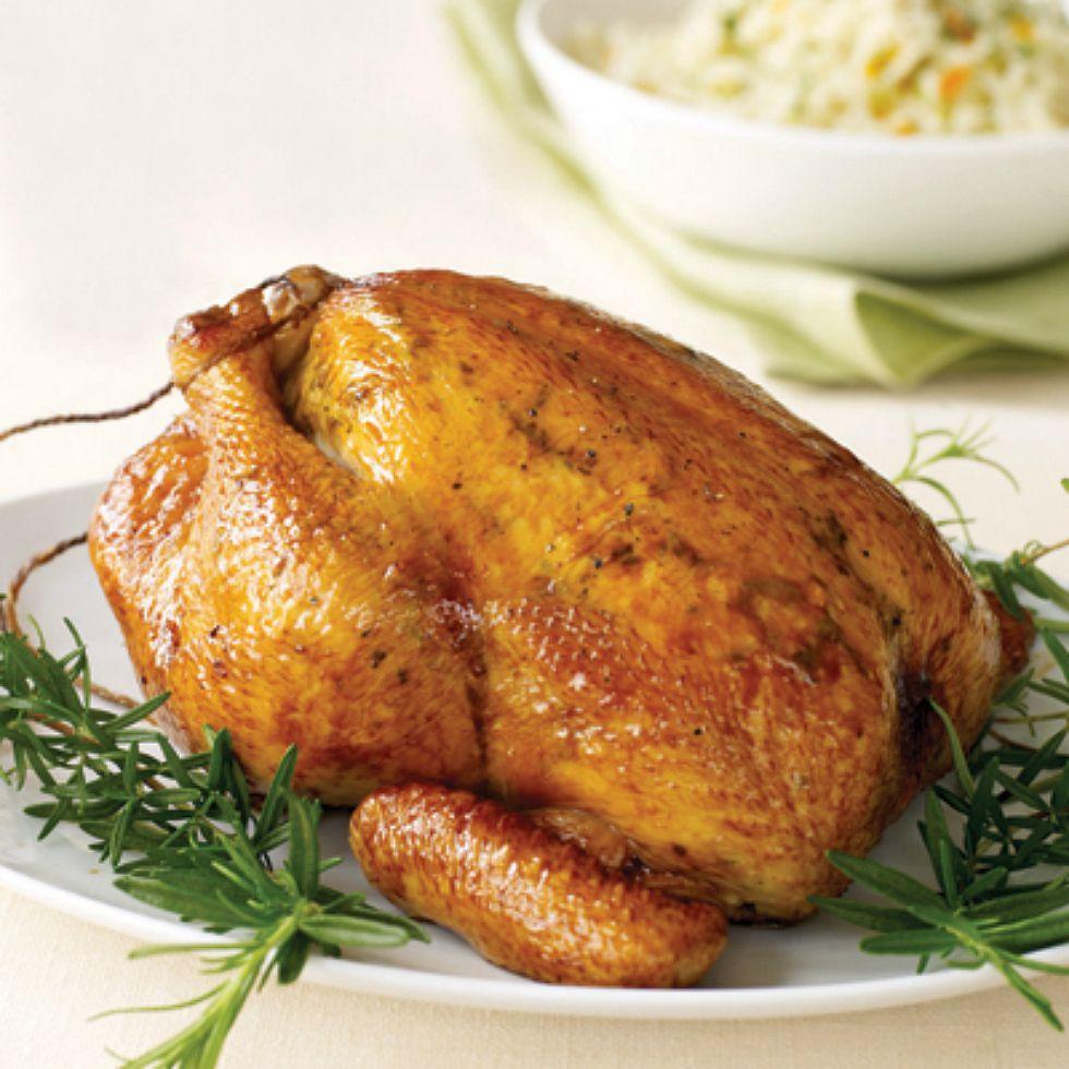 poulet roti